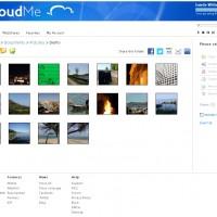 Med CloudMe Web kan du komma åt dina filer online
