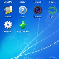 CloudMe låter dig komma åt dina filer från iPhone, iPad och Android