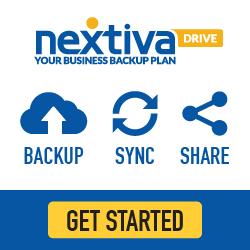 Nextivia online backup unlimited